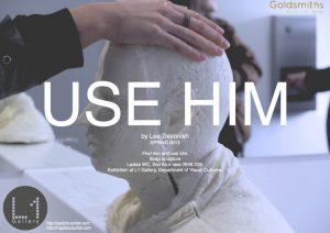 Use Him, soap sculpture by Lee Devonish
