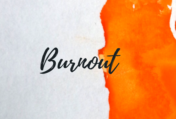 Do you get stuck in a cycle of creating overwhelm in your life? Here's my story of facing burnout and getting past it.