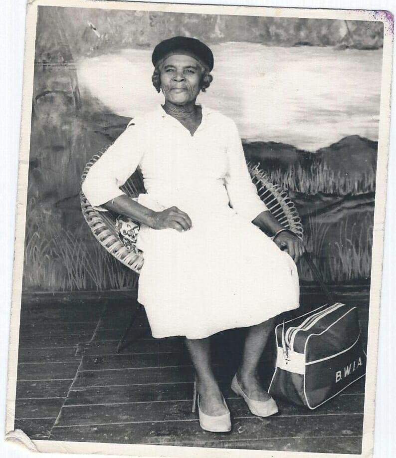 Ada, my maternal great-great aunt.
