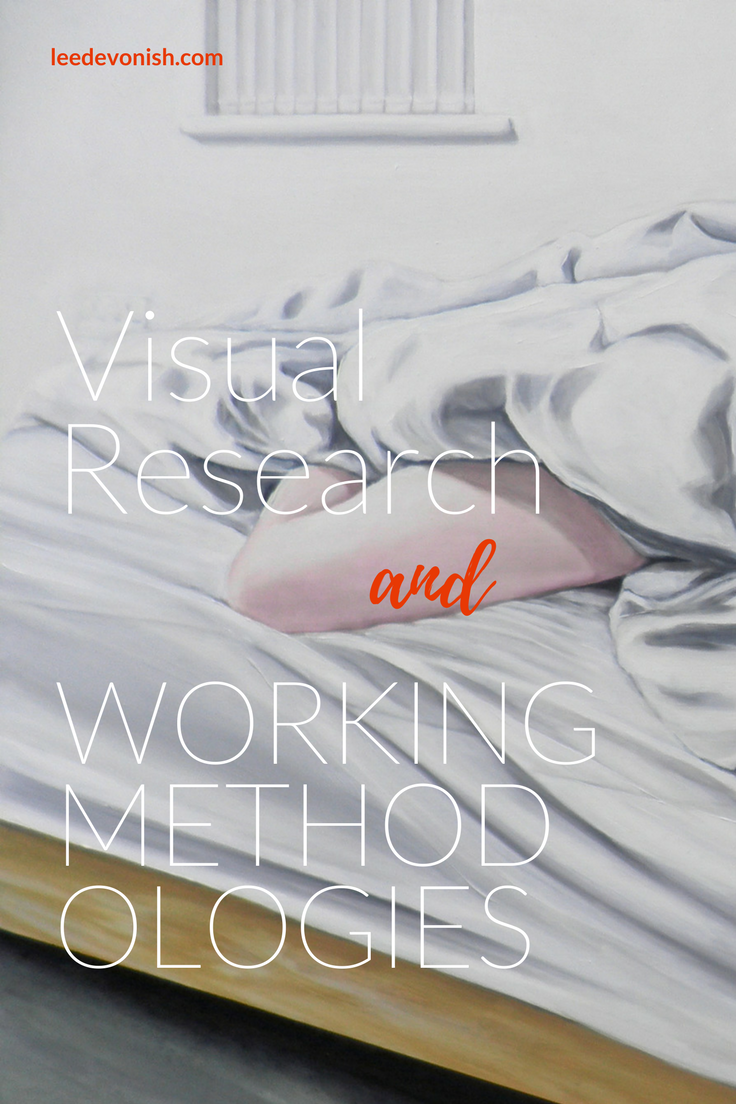 Visual Research & Working Methodologies – An Essay