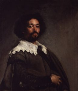 Juan de Pareja by Diego Velazquez. See how this painting fits into the history of Black portraits in Western painting.