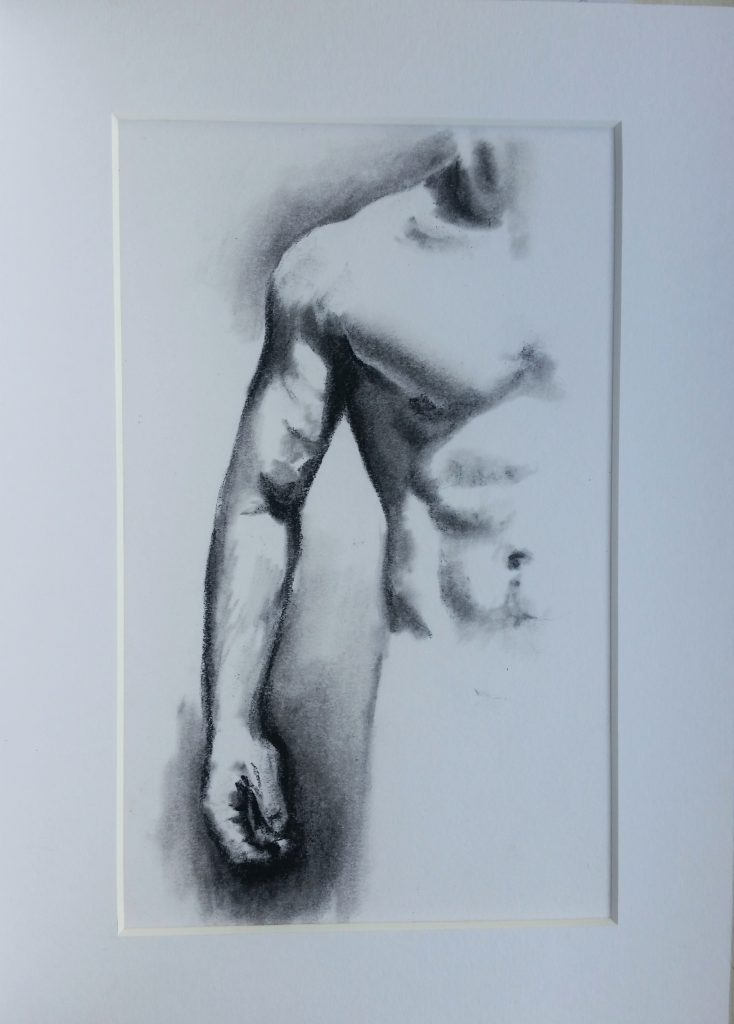 Muscle Study 4 by Lee Devonish