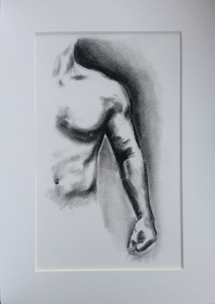 Muscle Study 6 by Lee Devonish