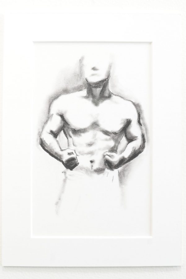 Muscle Study 5 by Lee Devonish