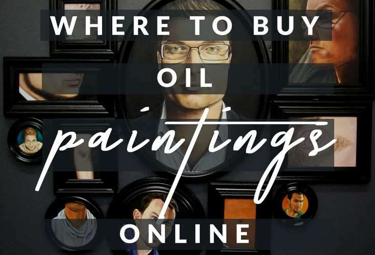 Where to buy oil paintings online | original affordable art for sale