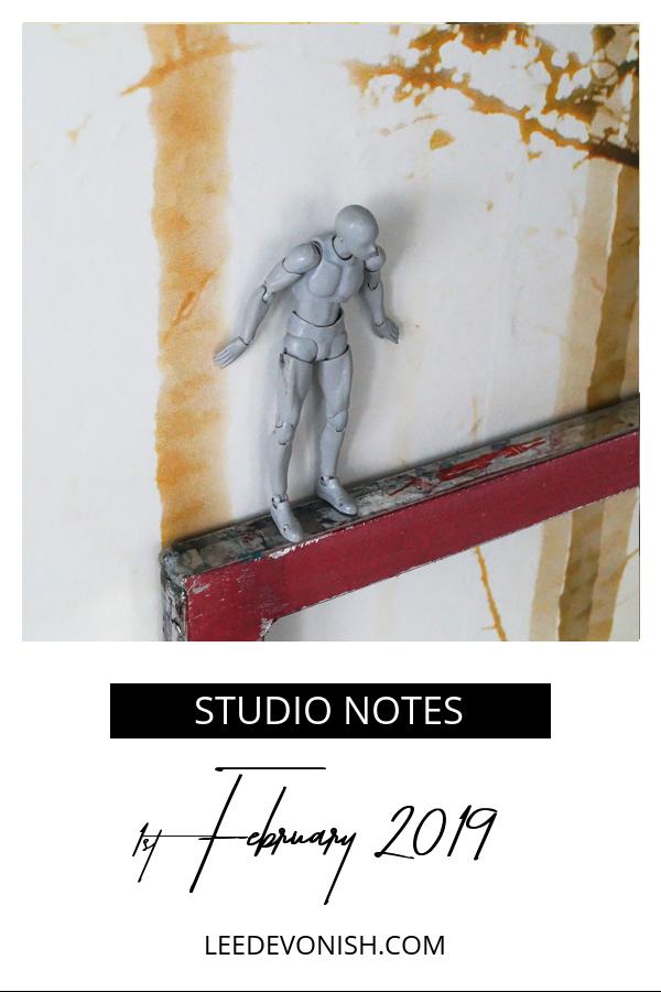 Studio Notes 01/02/19