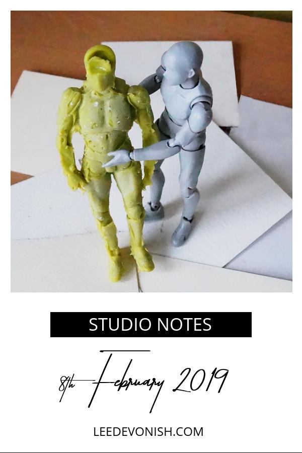 Studio Notes 08/02/19