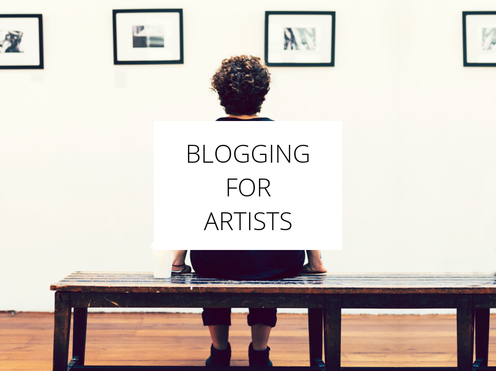 blogging for artists | lee devonish