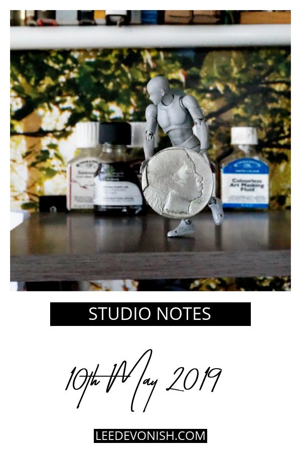 Studio Notes 10/05/19