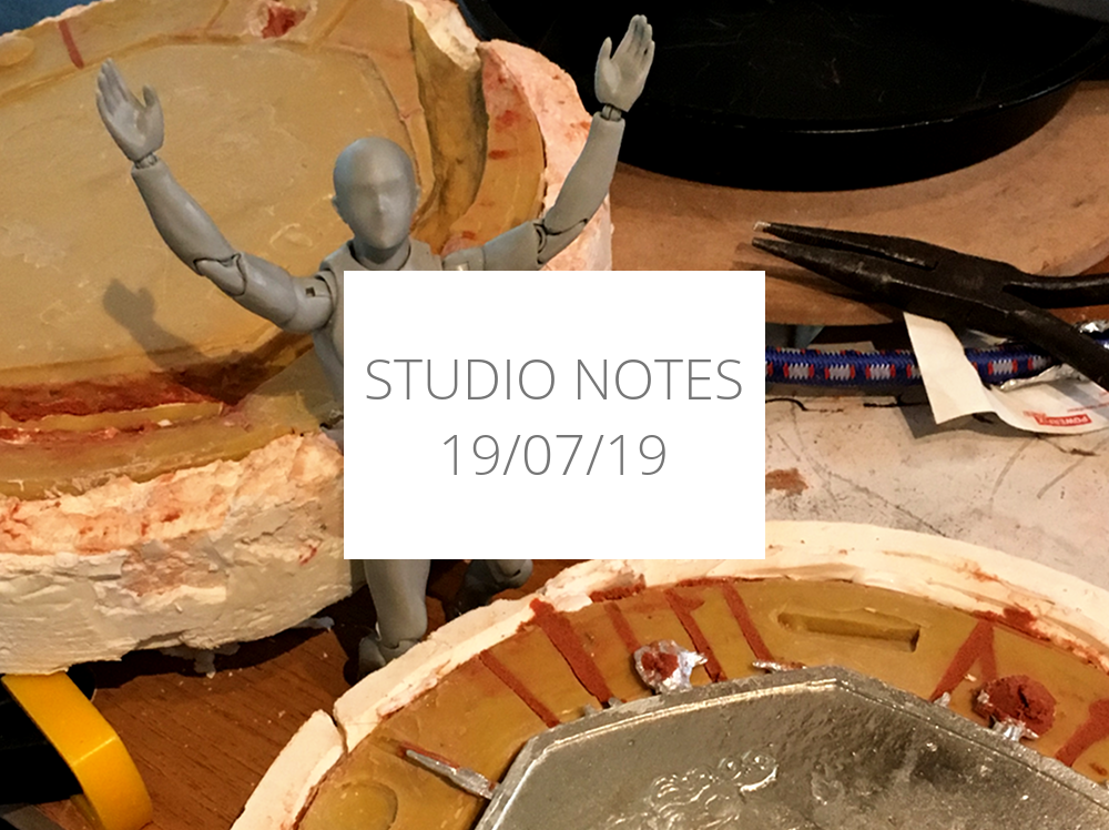 Studio Notes 19/07/19