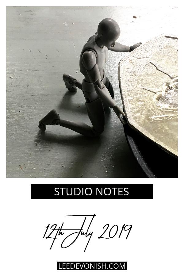 Studio Notes 12/07/19