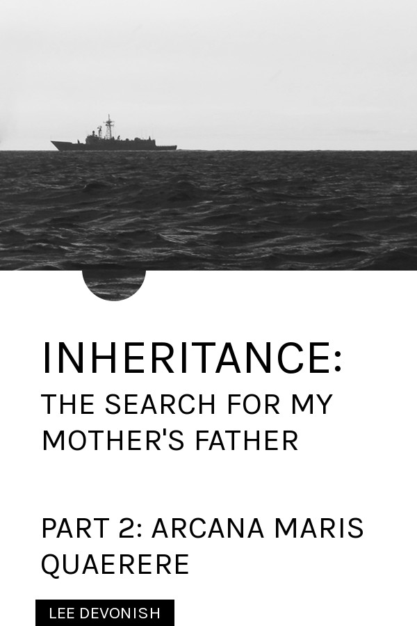 Inheritance: The search for my mother's father, part 2