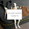 Studio Notes 13/09/19