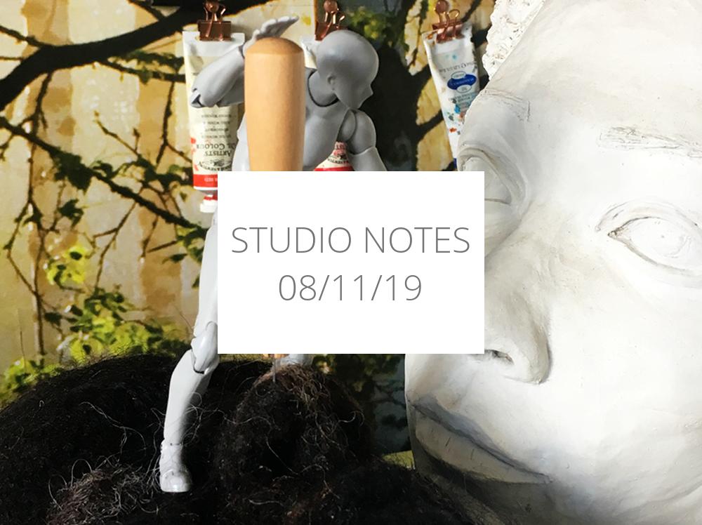 Studio Notes 08/11/19