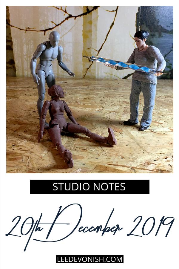 Studio Notes 20/12/19