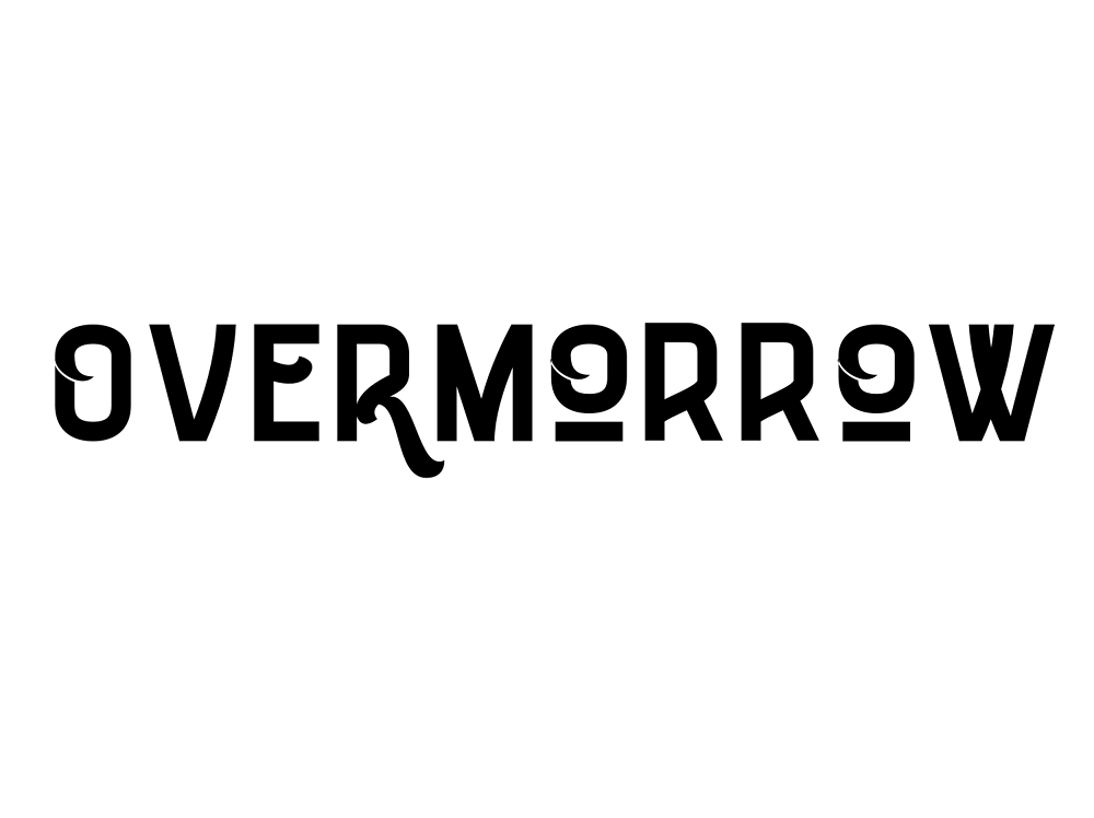 Overmorrow word of the week