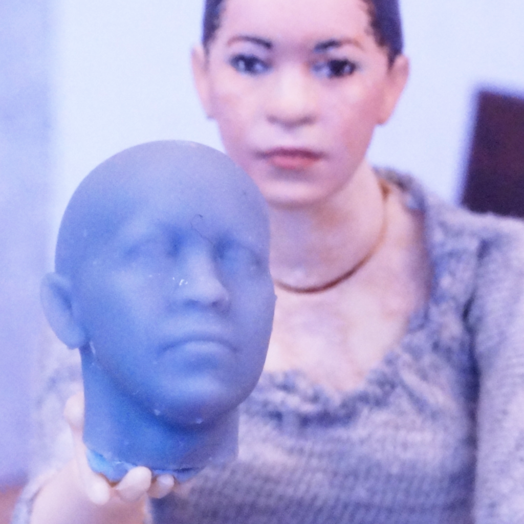 3D printed heads - 3d printing myself