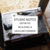Studio Notes 06/06/20 - building a vacuum former