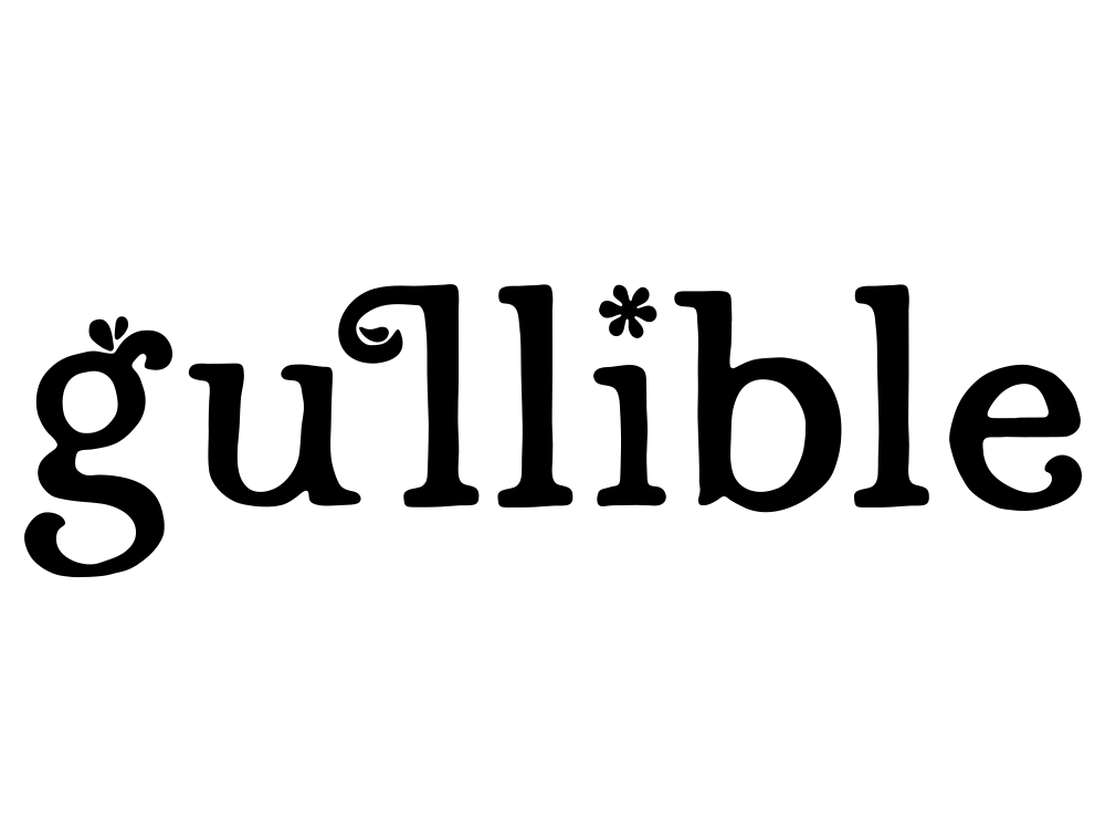 Gullible meaning and etymology